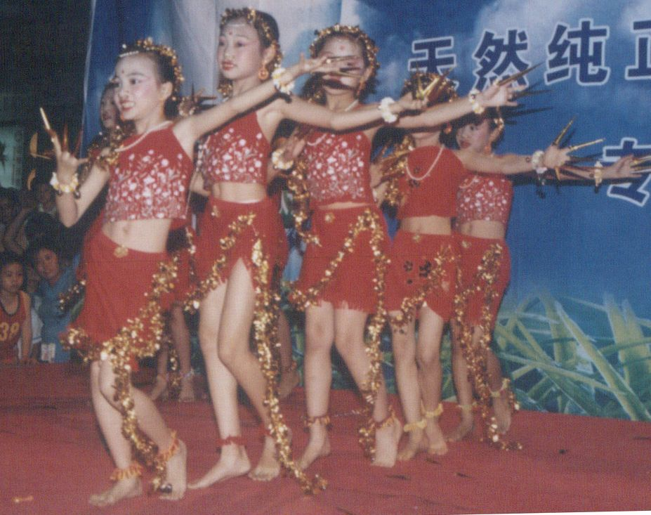 印度舞的发型的扎法_印度舞的发型的扎法分享展示 (927x733)